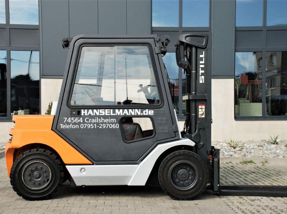 Still R 70-45 Dieselstapler www.hanselmann.de
