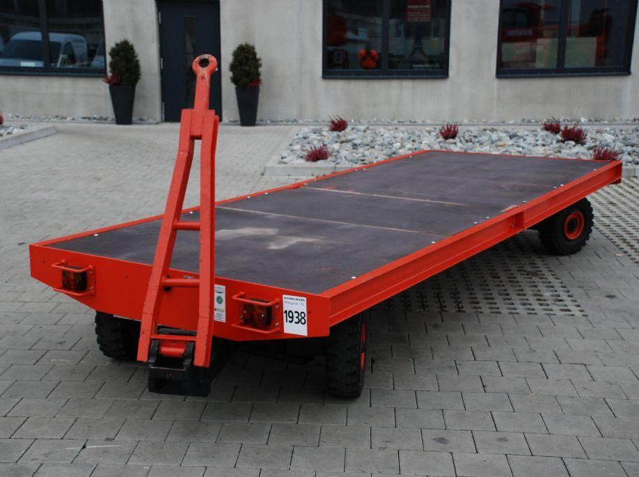 *Sonstige-Tele -Wechseldeichsel -4-Rad -Achsschenkellenkung-Schwerlastanhänger-http://www.hanselmann.de