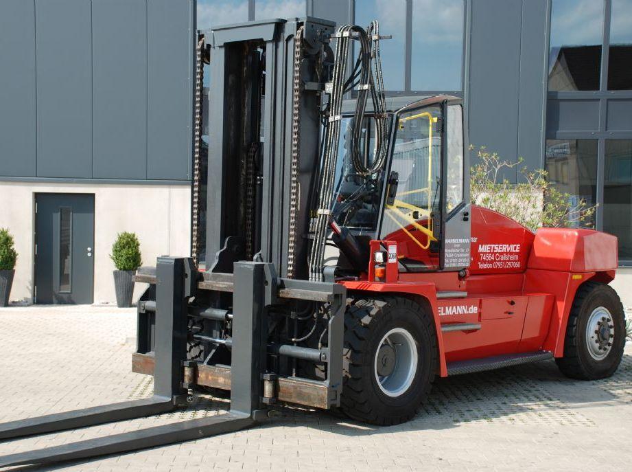Kalmar DCE 160-12 Dieselstapler www.hanselmann.de