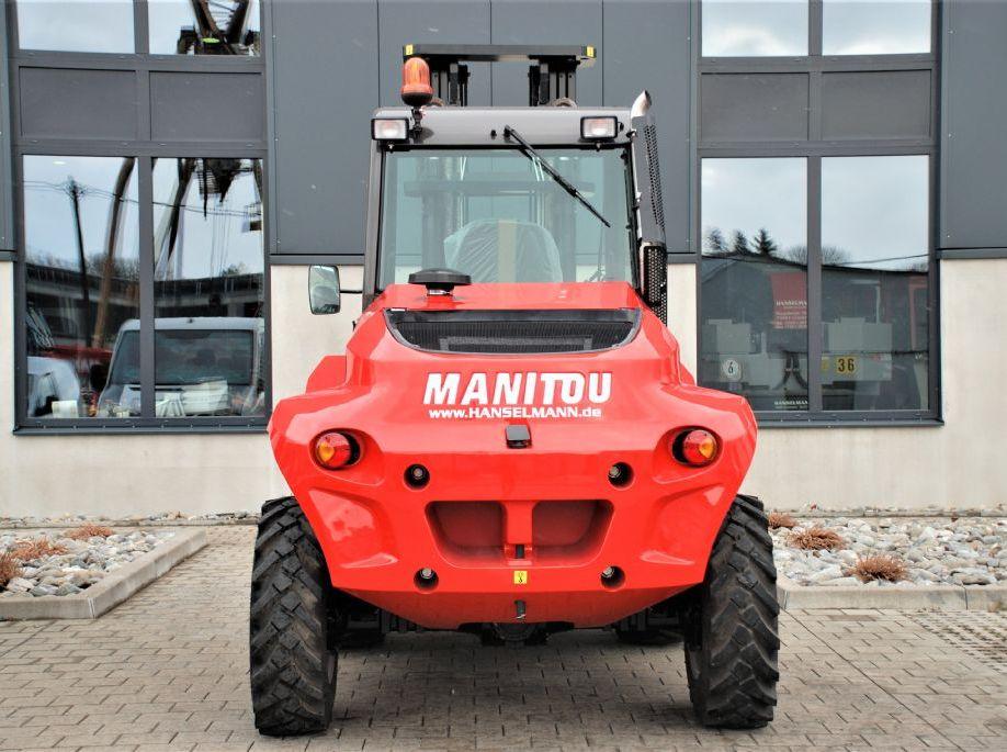 Manitou M30-4 P ST3B S4EU Geländestapler www.hanselmann.de