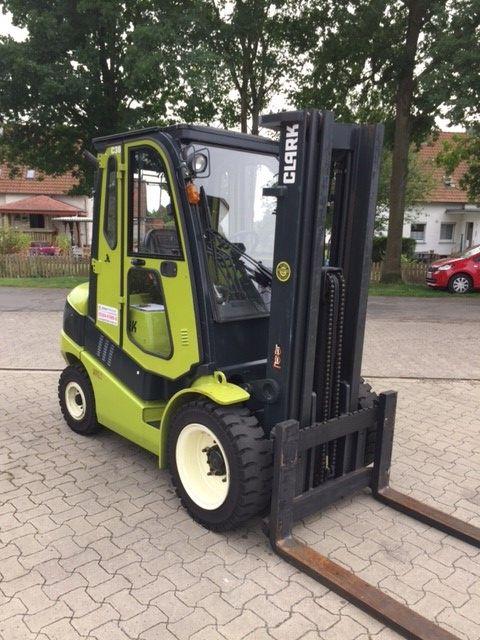 Clark C30D - Vorführgerät! Dieselstapler www.gabelstapler-heckert.de