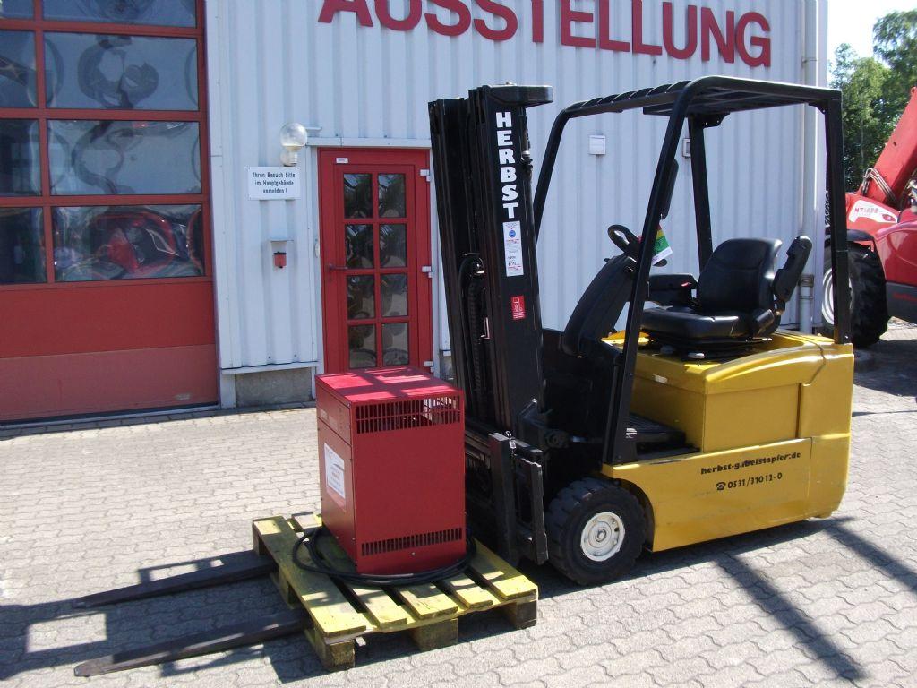 Yale-ERP16ATF SWB E1980-Elektro 3 Rad-Stapler-http://www.herbst-gabelstapler.de