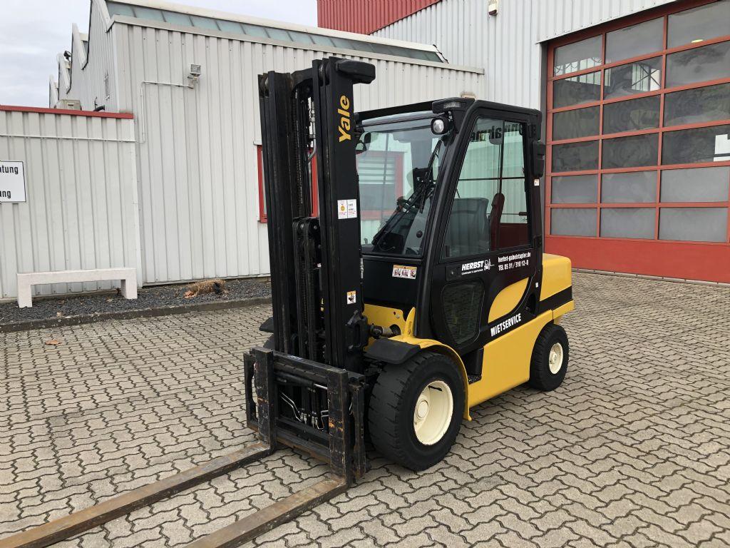 Yale-GDP35VX E2345-Dieselstapler-http://www.herbst-gabelstapler.de