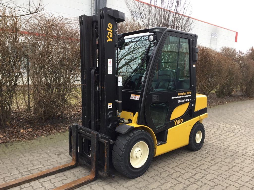 Yale-GDP30VX-Dieselstapler-http://www.herbst-gabelstapler.de