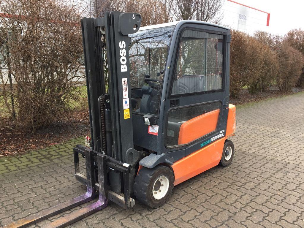 Steinbock Boss-KE20-66 MP MK VII A-1-Elektro 4 Rad-Stapler-http://www.herbst-gabelstapler.de
