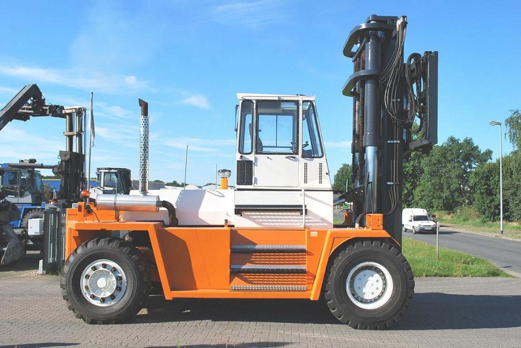 Diesel Gabelstapler-Valmet-TD1812