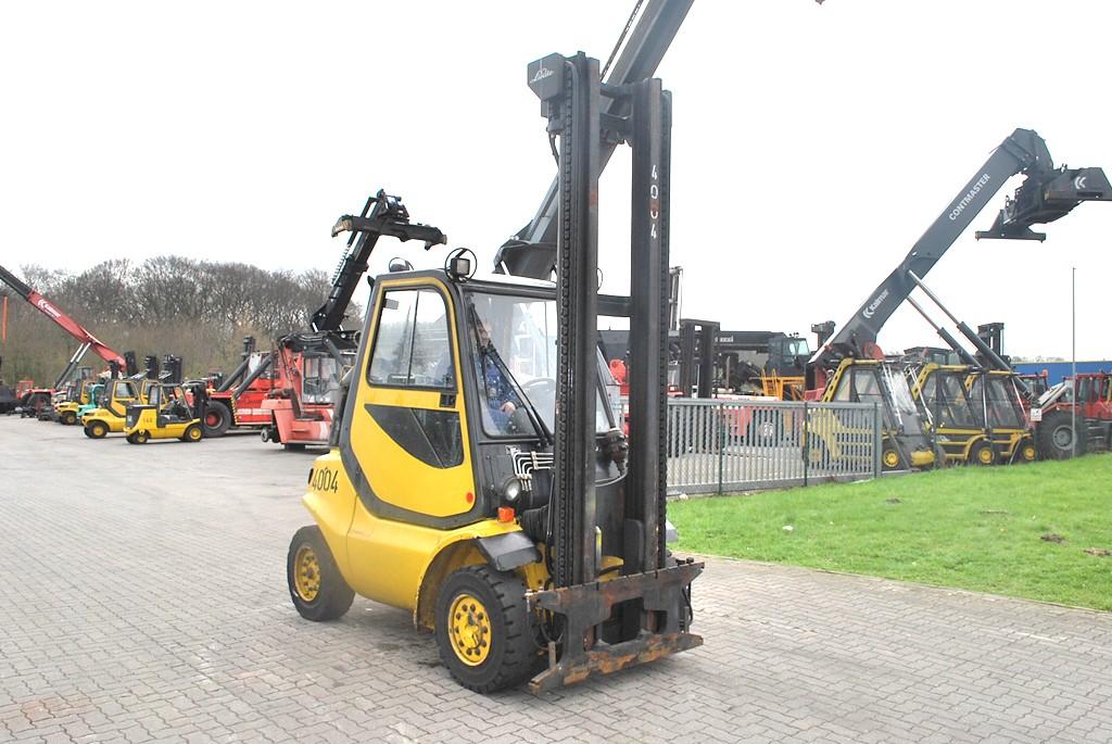Diesel Gabelstapler-Linde-H40D-04