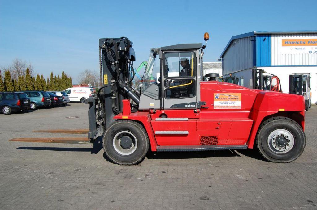 Diesel Gabelstapler-Kalmar-DCE160-12