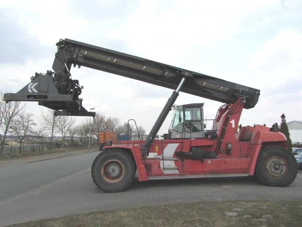 Kalmar-DRF450-70S5XS-Vollcontainer Reachstacker-www.Hinrichs-Forklifts.com