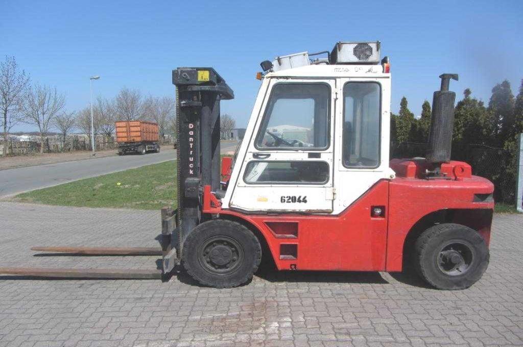 Dan Truck 6009-3A-RDLF-4170 Dieselstapler www.hinrichs-forklifts.com