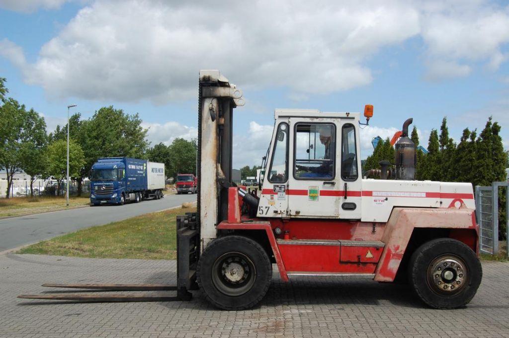 Diesel Gabelstapler-Svetruck-13,6-60-30