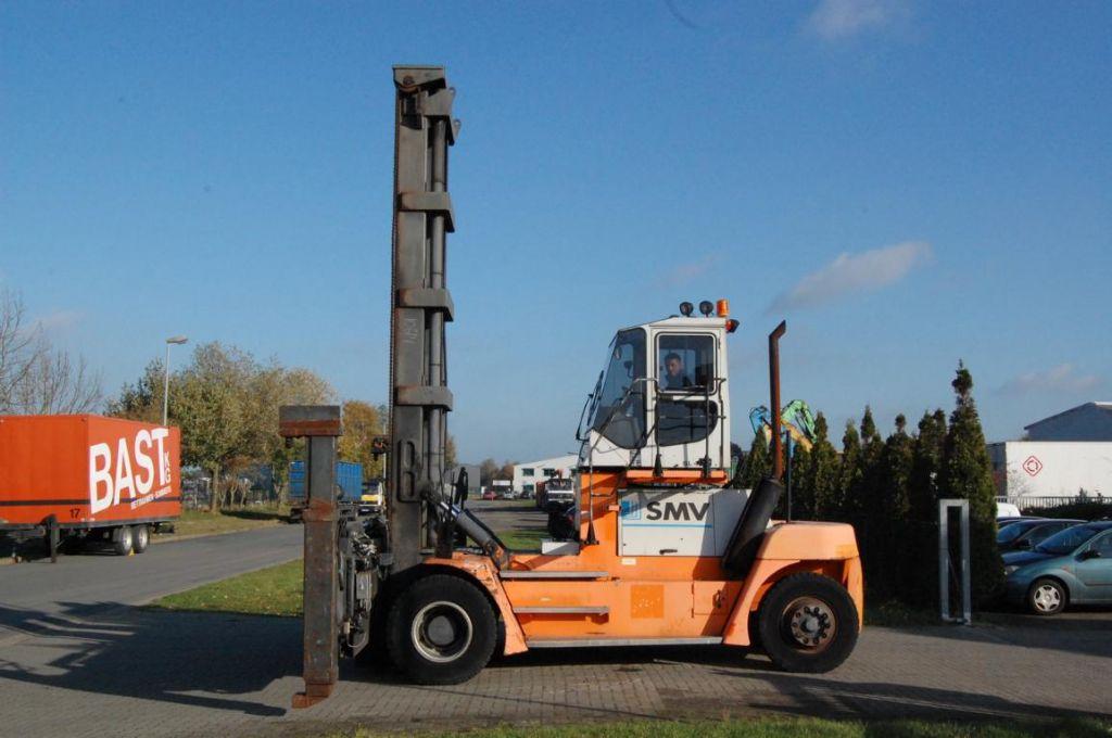 Leer Containerstapler-SMV-SL4ECA