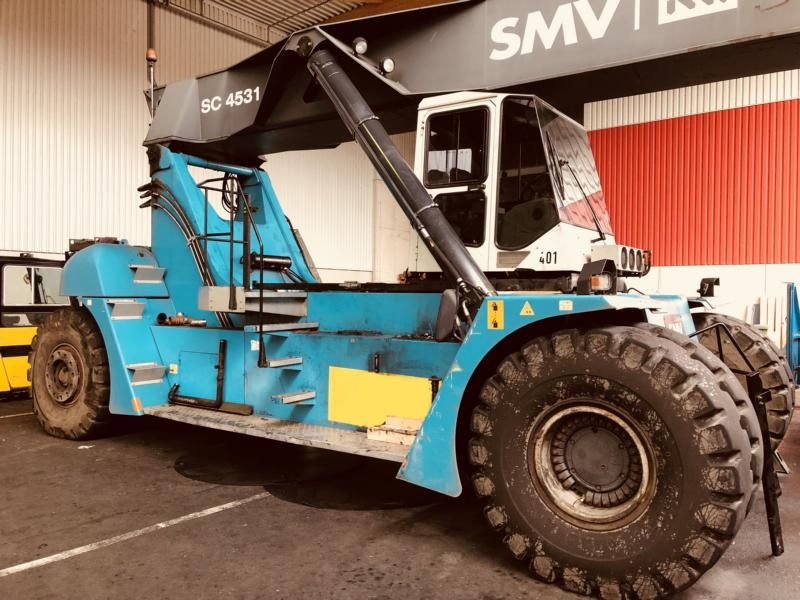 Leer Container Reachstacker-SMV-SC4531TB5