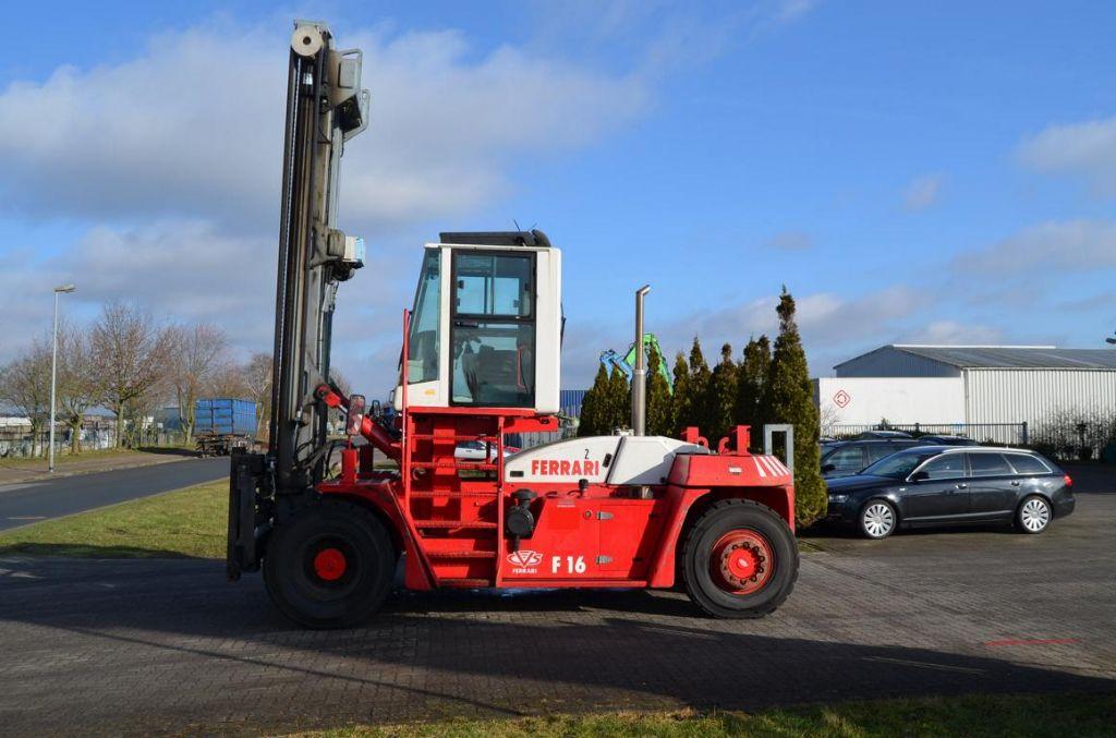 Diesel Gabelstapler-CVS Ferrari-F16