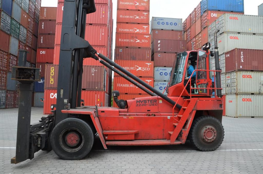 Leer Containerstapler-Hyster-22.00XM-12EC