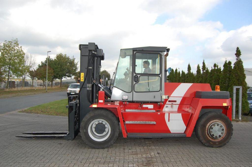 Diesel Gabelstapler-Kalmar-DCD180-6