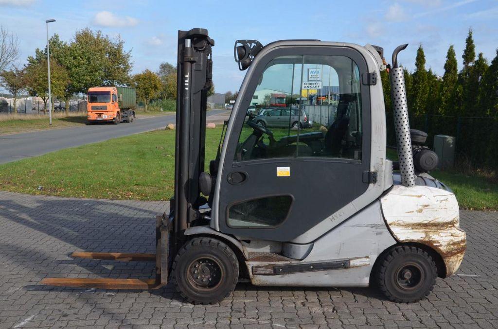 Diesel Gabelstapler-Still-RX70-35