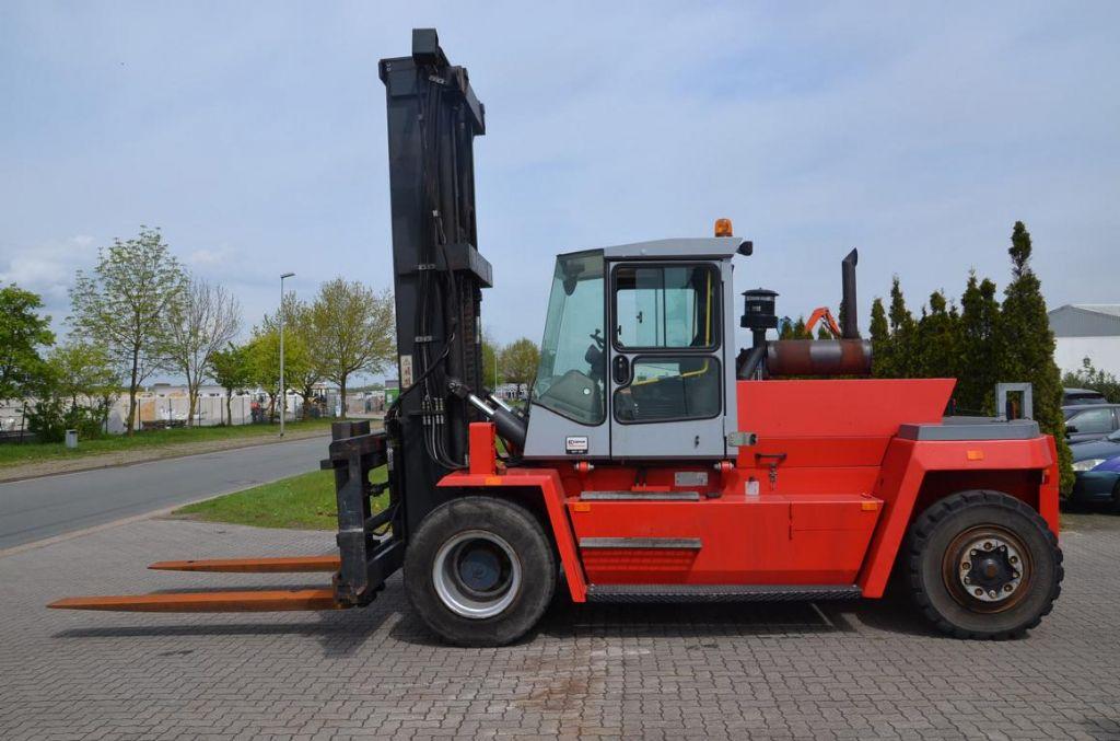 Diesel Gabelstapler-Kalmar-DCD150-12