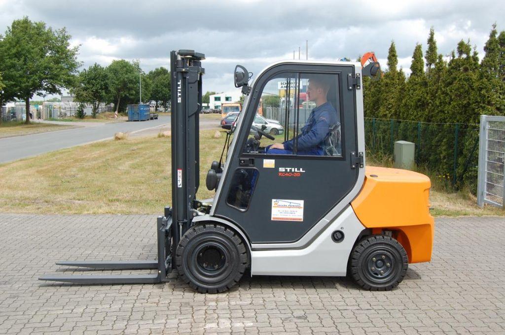 Diesel Gabelstapler-Still-RC40-35