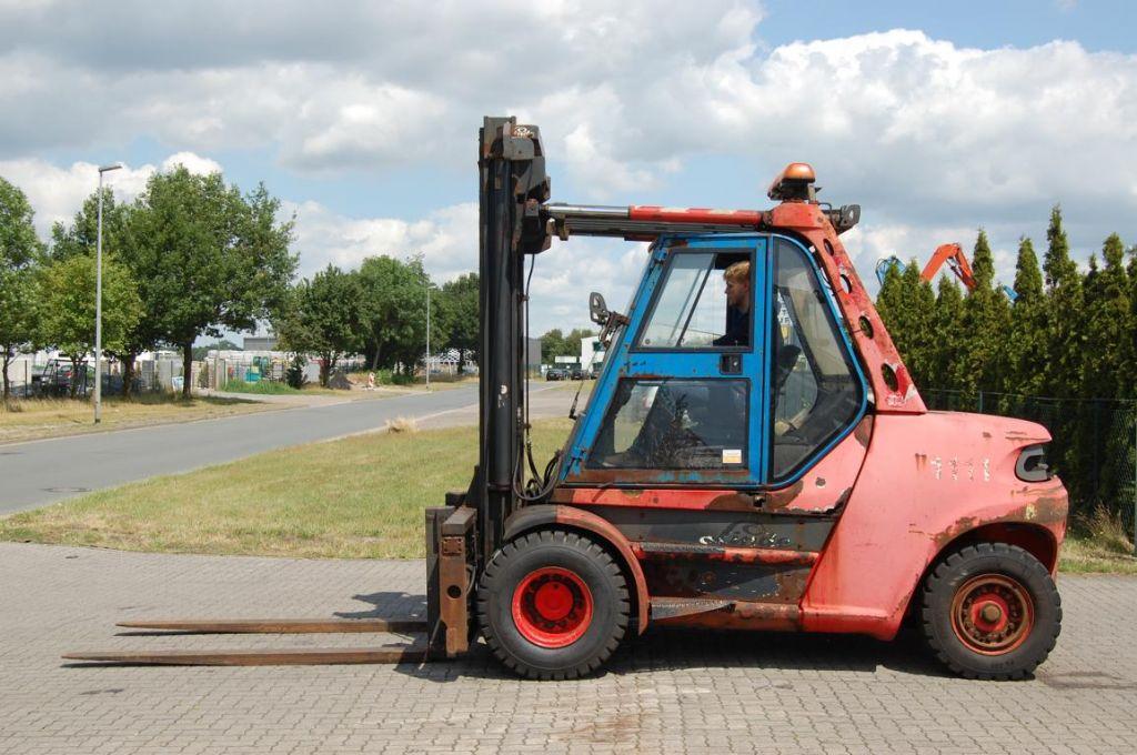 Diesel Gabelstapler-Linde-H80D-900