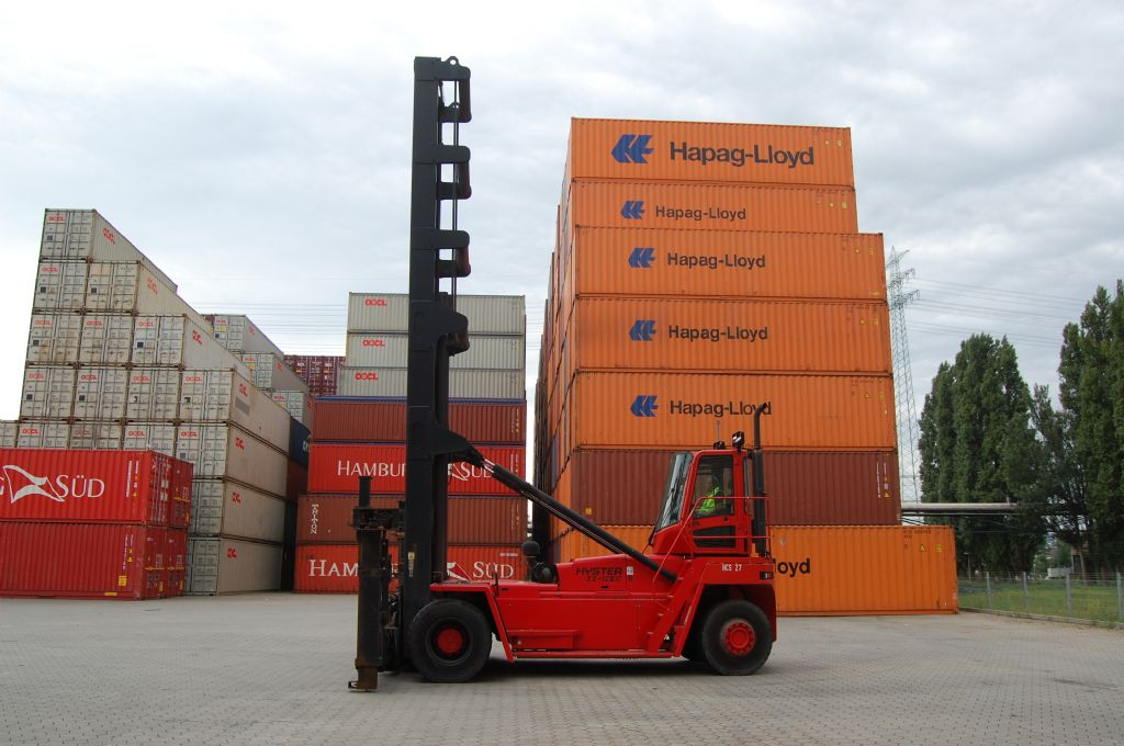 Containerstapler-Hyster-H22XM-12EC