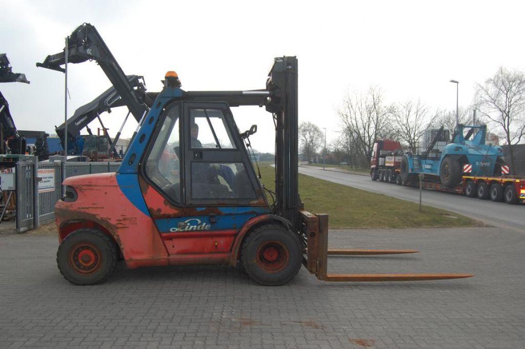 Diesel Gabelstapler-Linde-H80D-03