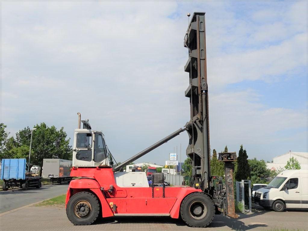 SMV-SMV 5/6 ECB100DS-Leer Containerstapler