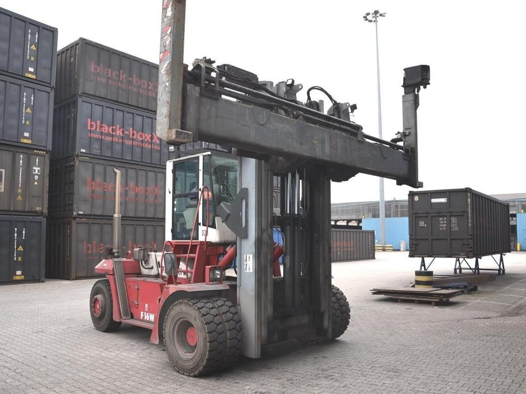 CVS Ferrari-F16W-Leer Containerstapler