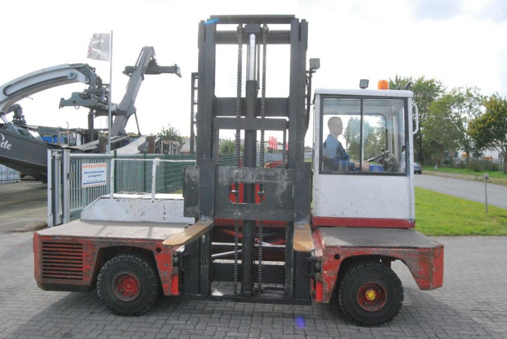 MECLIFT ✓container forklift ✓variable reach stacker