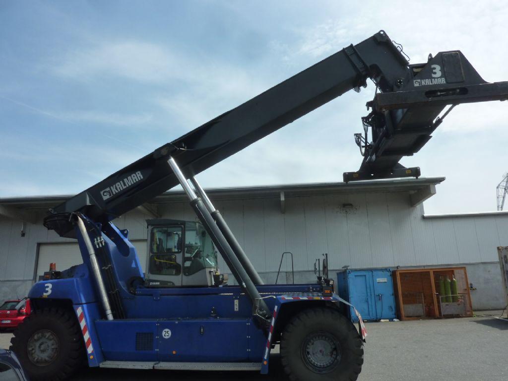 Voll Container Reachstacker-Kalmar-DRF420-60S5