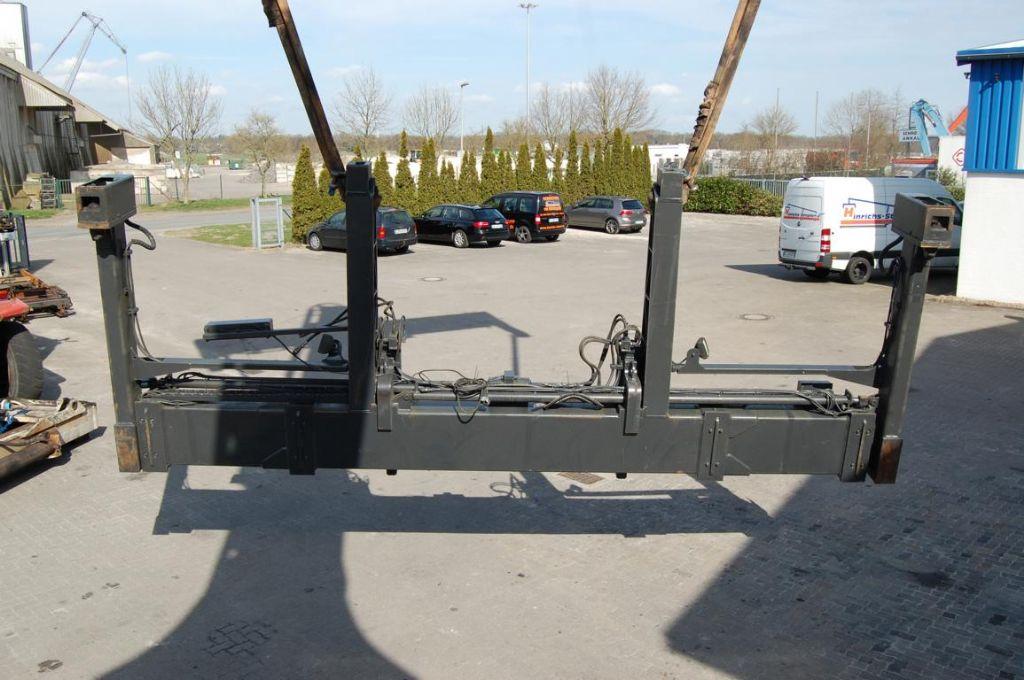 Kalmar-Seitenspreader -20/40' Hydraulik Spreader
