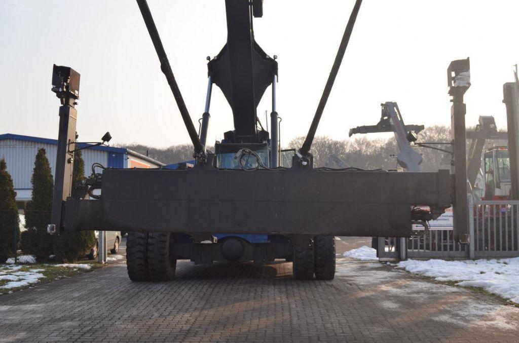 Elme 558-5293 20/40' Hydraulik Spreader www.hinrichs-forklifts.com