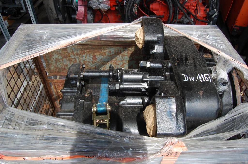 Clark-15.5HR36432-4-Getriebe