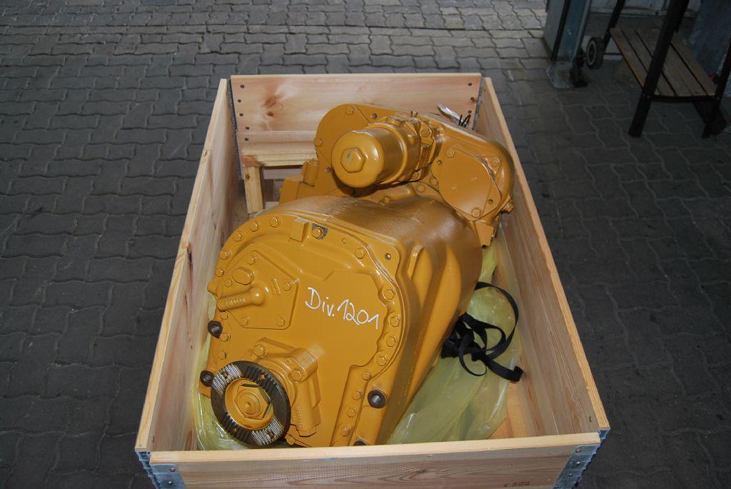 Dana-Spicer 13,7 HR32312-632X-Getriebe