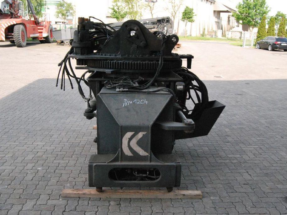Kalmar-Bramma Toolspreader-Spreader