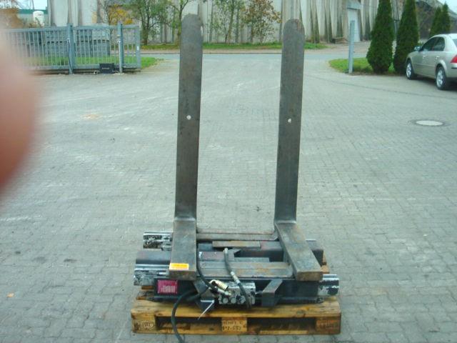 Meyer-Zinkenverstellgerät 30108-Hafenklammer