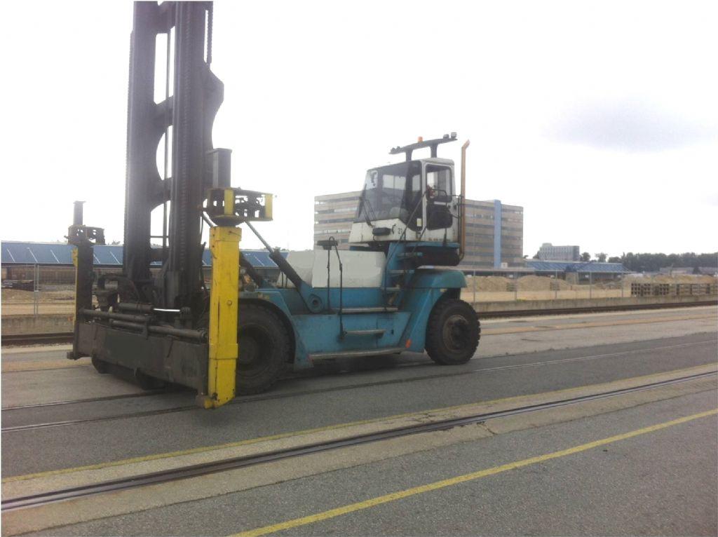 SMV-SMV 5/6 ECB90-Leer Containerstapler