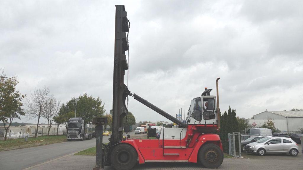 SMV-SL 5/6 ECB 100DS-Leer Containerstapler www.hinrichs-forklifts.com