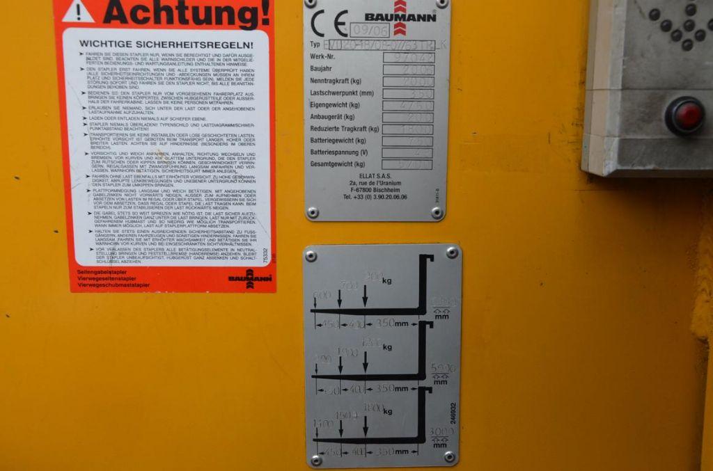 Baumann-EVU20-18/08-07/63-Vierwege Seitenstapler www.hinrichs-forklifts.com