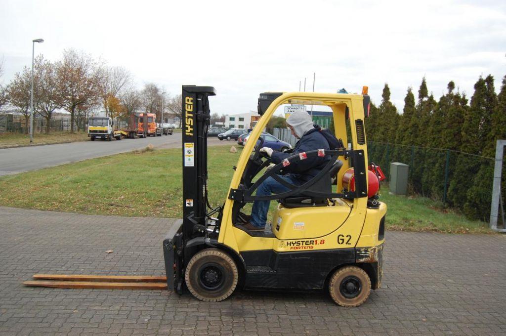 Treibgasstapler-Hyster-H1,8FT