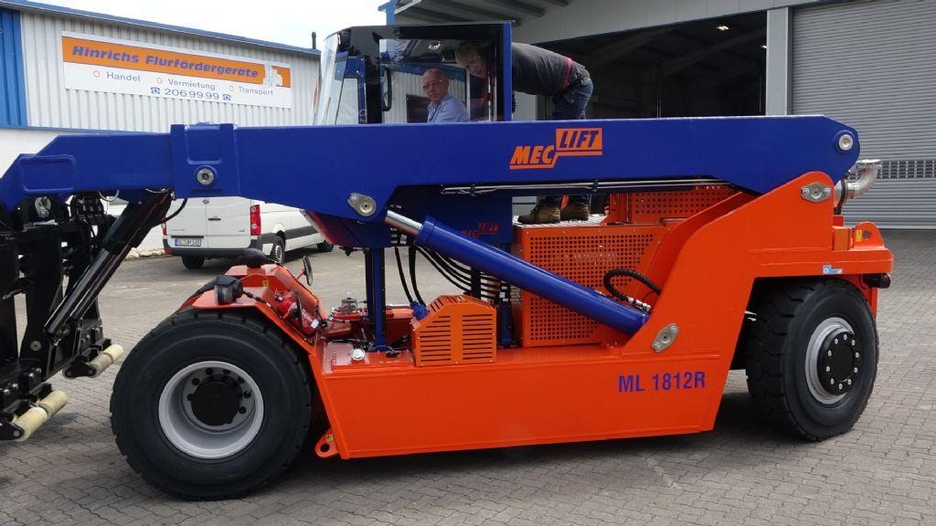 Schwerlaststapler-Meclift-ML1812R