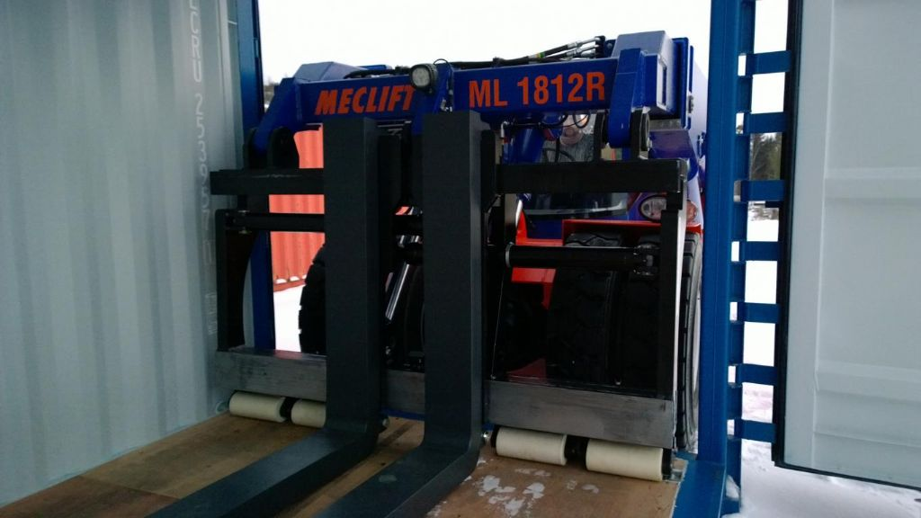 Meclift-ML1812R-Leercontainer Reachstacker www.hinrichs-forklifts.com