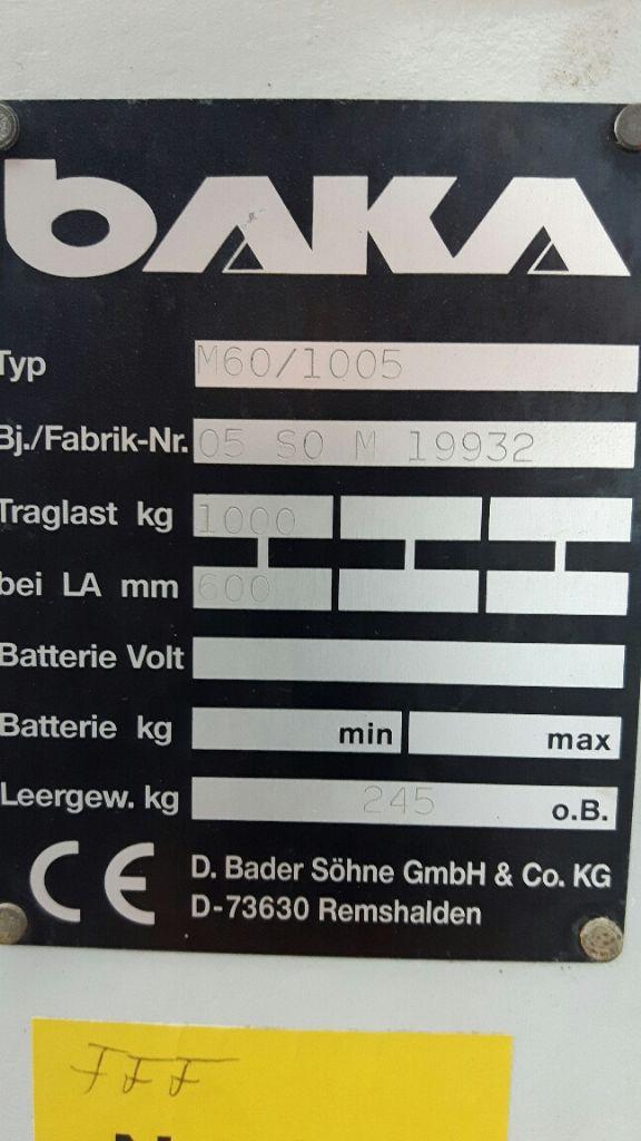 Baka-M 60-1005-Hochhubwagen-www.team-hosta.de