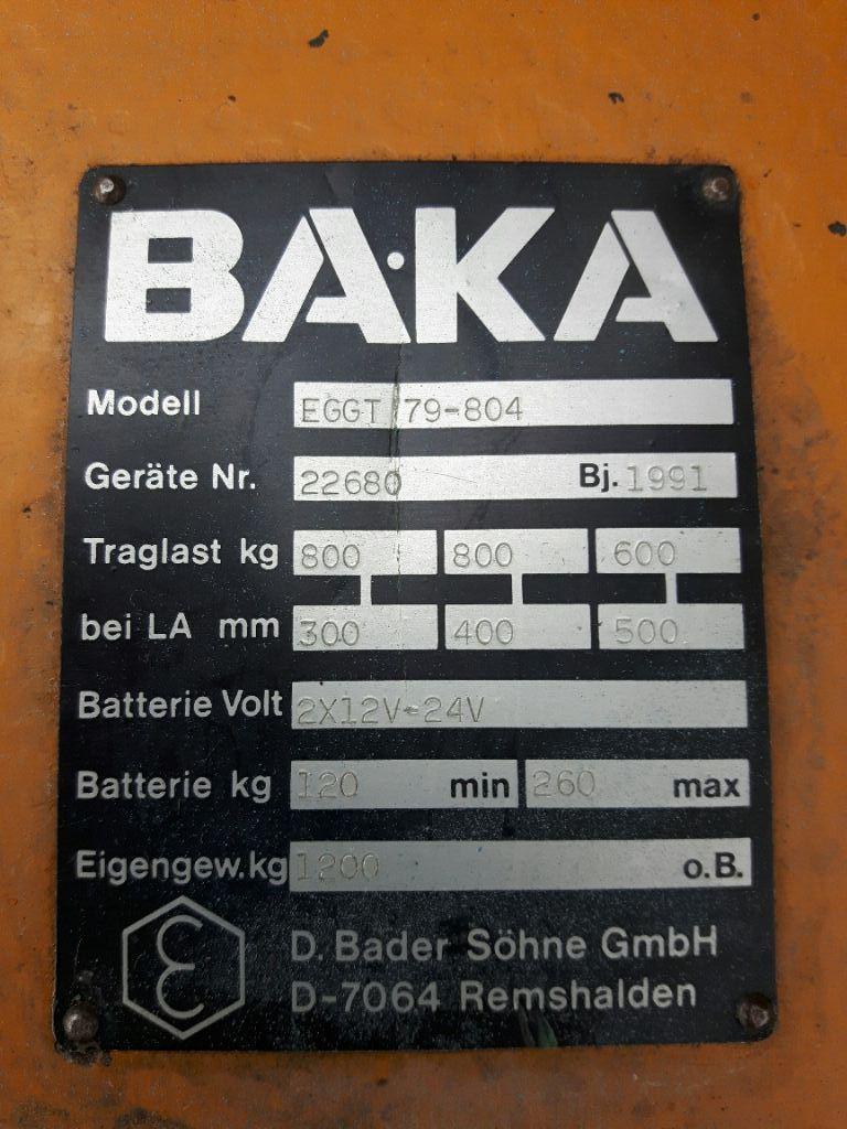 Baka-Elektro-Geh-Gabelstapler EGGT 79-804-Deichselstapler-www.team-hosta.de