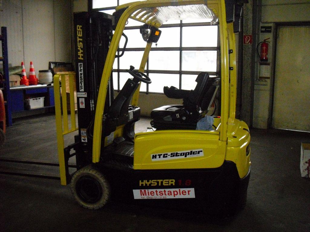 Hyster-J1.80XNT-Elektro 3 Rad-Stapler-http://www.htc-stapler.de