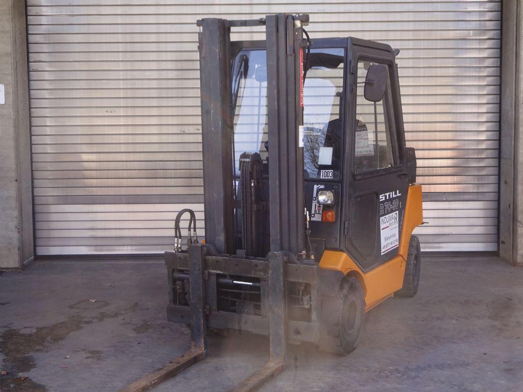Still-R70-30i Hybrid-Dieselstapler-http://www.dejon-gabelstapler.de