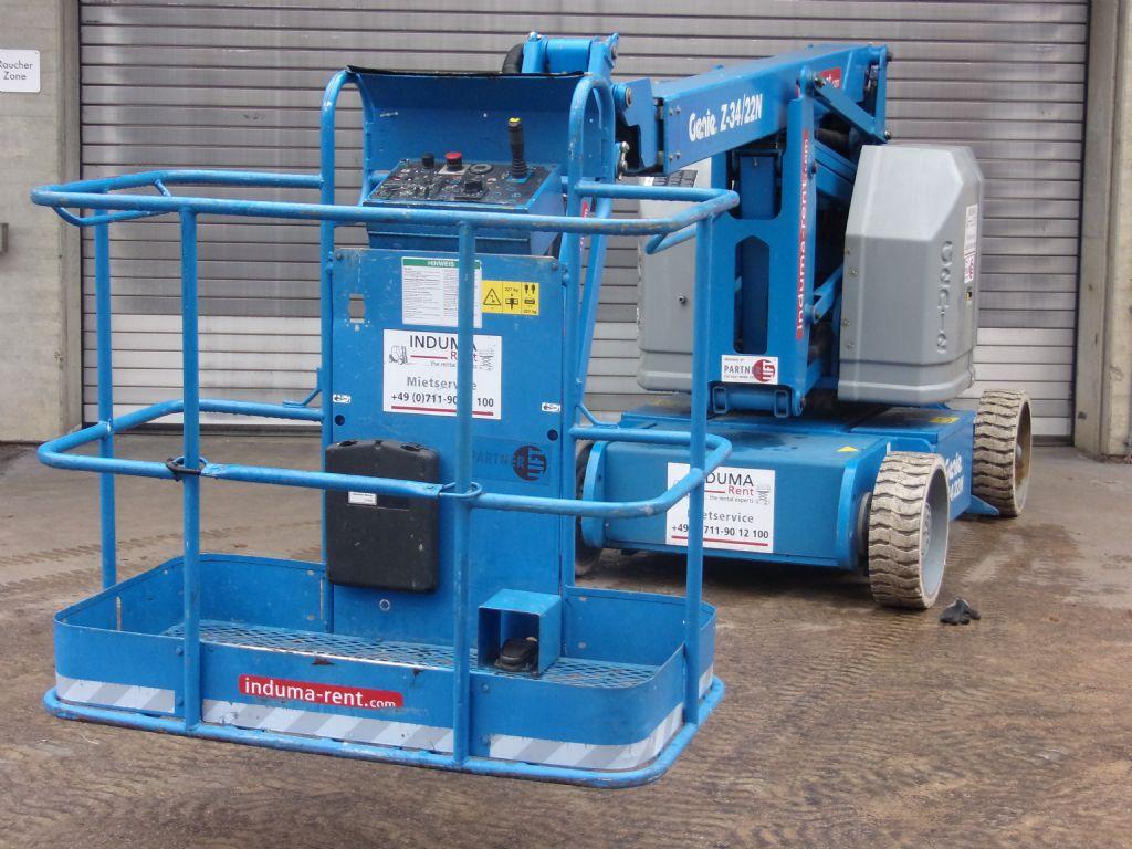 Genie-Z-34/22N-Gelenkteleskopbühne-http://www.induma-rent.com