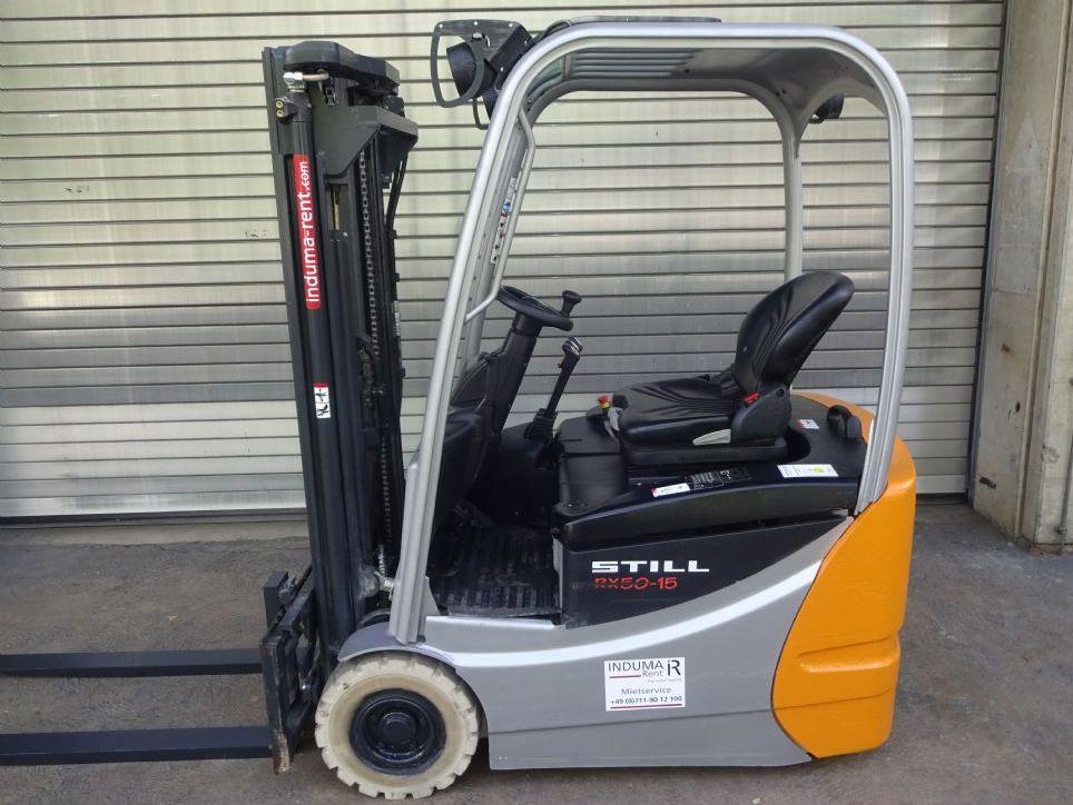 Still-RX50-15-Elektro 3 Rad-Stapler-http://www.induma-rent.com
