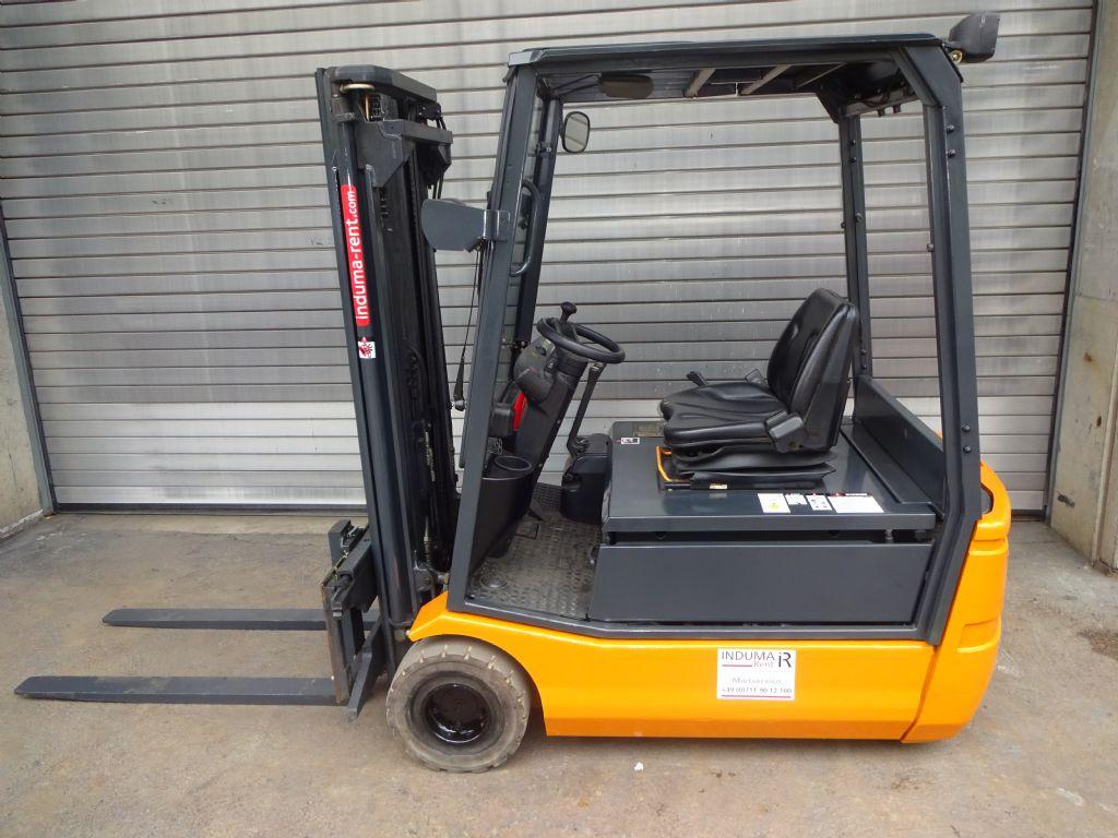 Still-R20-16-Elektro 3 Rad-Stapler-http://www.induma-rent.com