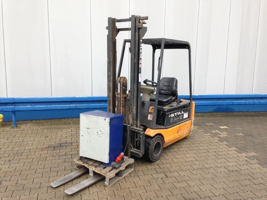Still-R20-18-Elektro 3 Rad-Stapler http://www.isfort.com